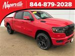 2020 Ram 1500 Crew Cab 4x4, Pickup #20-D8010 - photo 1