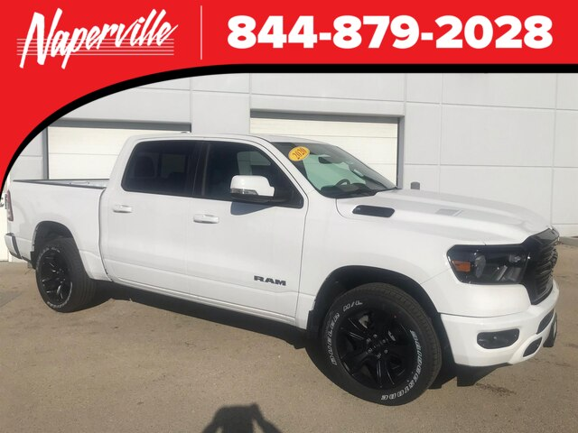 2020 Ram 1500 Crew Cab 4x4, Pickup #20-D8011 - photo 1