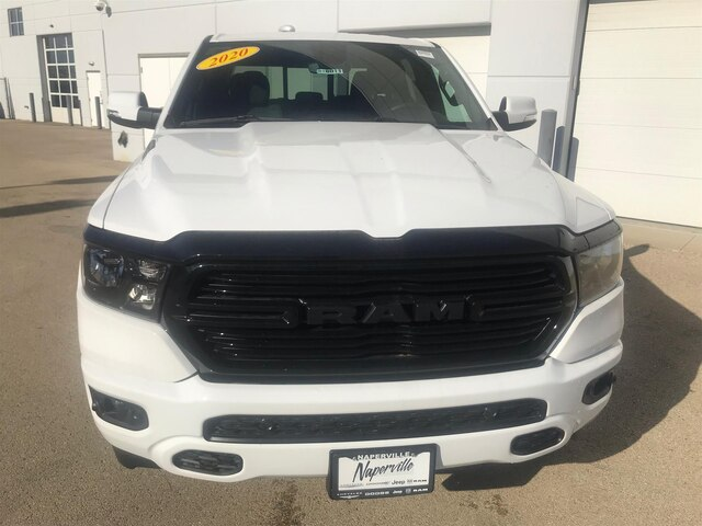2020 Ram 1500 Crew Cab 4x4, Pickup #20-D8011 - photo 4