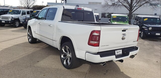 2020 Ram 1500 Crew Cab 4x4, Pickup #20-D8020 - photo 2