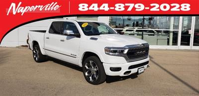 2020 Ram 1500 Crew Cab 4x4, Pickup #20-D8020 - photo 1