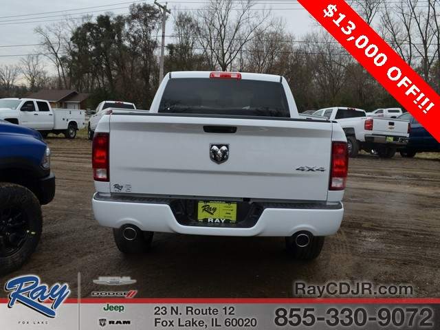 2018 Ram 1500 Crew Cab 4x4,  Pickup #R1289 - photo 7