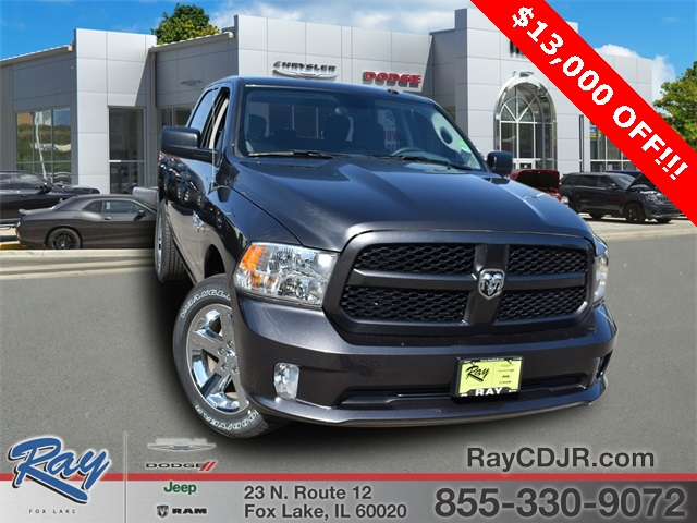2018 Ram 1500 Crew Cab 4x4,  Pickup #R1311 - photo 3