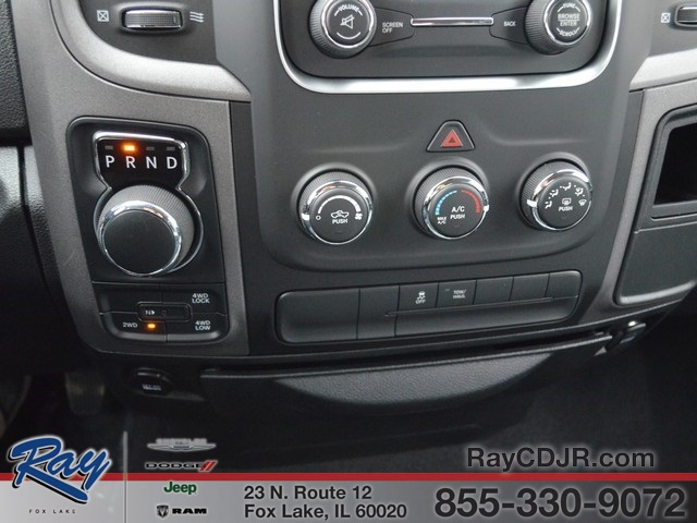 2018 Ram 1500 Quad Cab 4x4,  Pickup #R1315 - photo 23