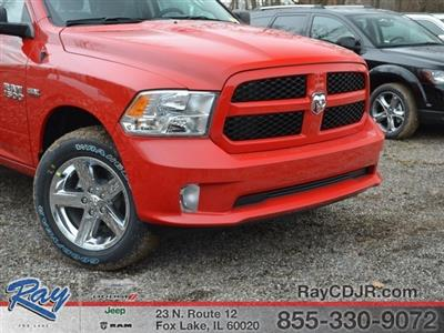 2018 Ram 1500 Quad Cab 4x4,  Pickup #R1315 - photo 5