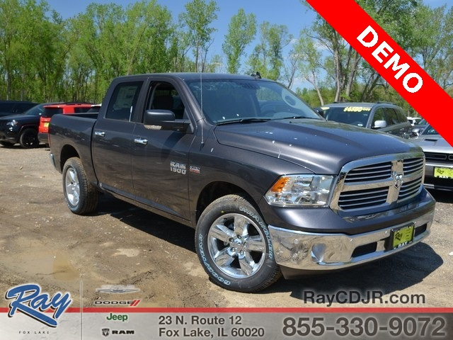 2018 Ram 1500 Crew Cab 4x4,  Pickup #R1390 - photo 5
