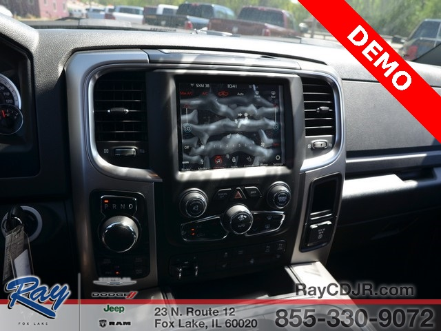 2018 Ram 1500 Crew Cab 4x4,  Pickup #R1390 - photo 21
