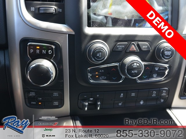 2018 Ram 1500 Crew Cab 4x4,  Pickup #R1390 - photo 24