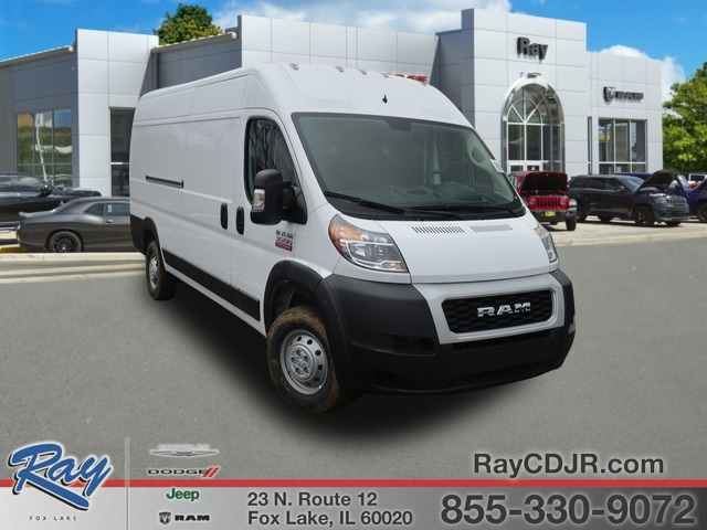 2019 ProMaster 3500 High Roof FWD,  Empty Cargo Van #R1575 - photo 1