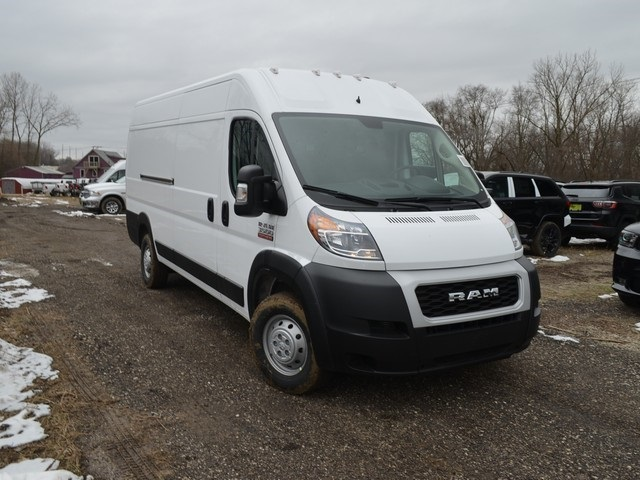2019 ProMaster 3500 High Roof FWD,  Empty Cargo Van #R1575 - photo 9