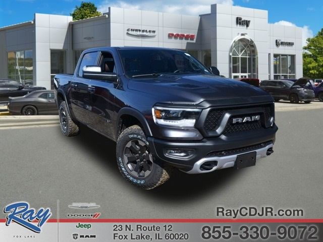2019 Ram 1500 Crew Cab 4x4,  Pickup #R1577 - photo 1