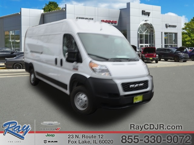 2019 ProMaster 3500 High Roof FWD,  Empty Cargo Van #R1578 - photo 1