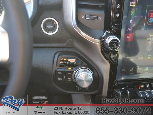 2019 Ram 1500 Crew Cab 4x4,  Pickup #R1580 - photo 28
