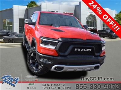 2019 Ram 1500 Crew Cab 4x4, Pickup #R1585 - photo 1