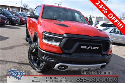 2019 Ram 1500 Crew Cab 4x4, Pickup #R1585 - photo 10