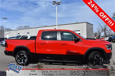2019 Ram 1500 Crew Cab 4x4, Pickup #R1585 - photo 6