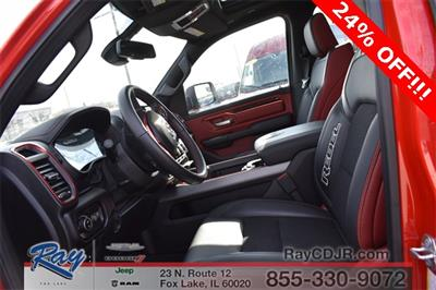 2019 Ram 1500 Crew Cab 4x4, Pickup #R1585 - photo 24
