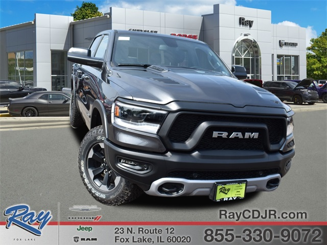 2019 Ram 1500 Crew Cab 4x4,  Pickup #R1589 - photo 1