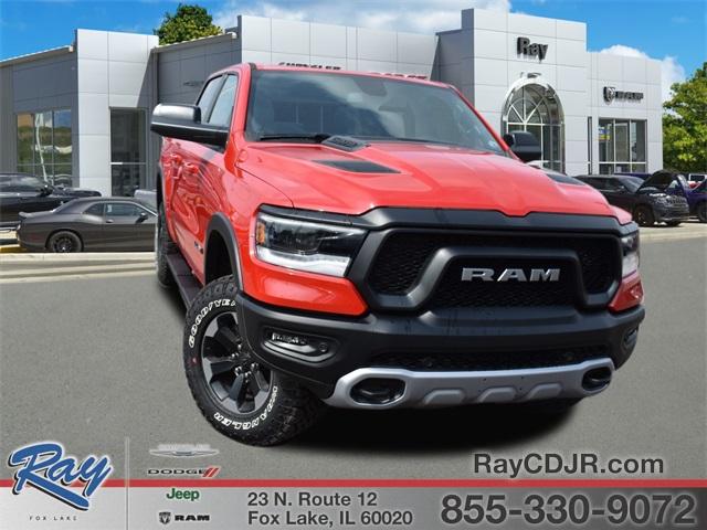 2019 Ram 1500 Crew Cab 4x4,  Pickup #R1590 - photo 1