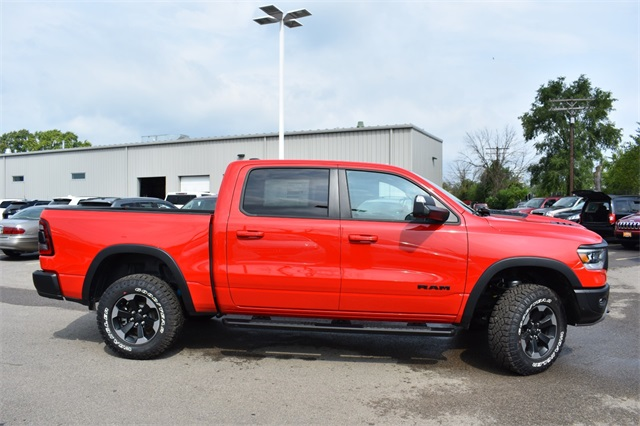 2019 Ram 1500 Crew Cab 4x4,  Pickup #R1590 - photo 3
