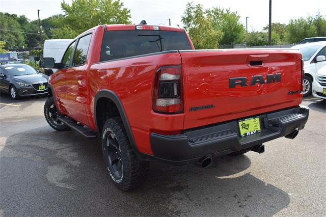 2019 Ram 1500 Crew Cab 4x4,  Pickup #R1590 - photo 7