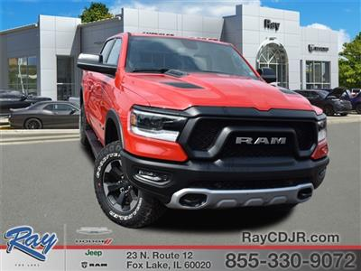 2019 Ram 1500 Crew Cab 4x4,  Pickup #R1590 - photo 1