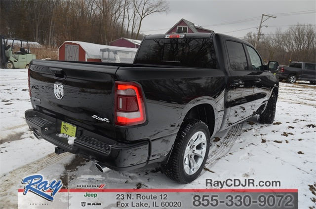 2019 Ram 1500 Crew Cab 4x4,  Pickup #R1591 - photo 1