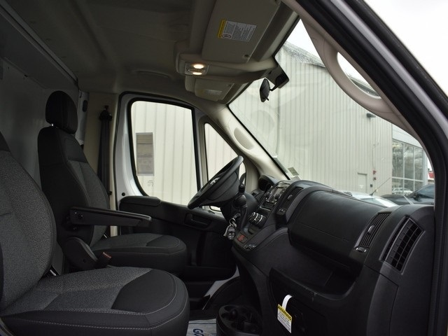 2018 ProMaster 3500 Standard Roof FWD,  Reading Service Utility Van #R1594 - photo 12