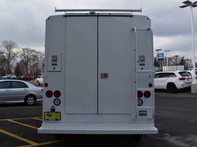 2018 ProMaster 3500 Standard Roof FWD,  Reading Service Utility Van #R1594 - photo 4