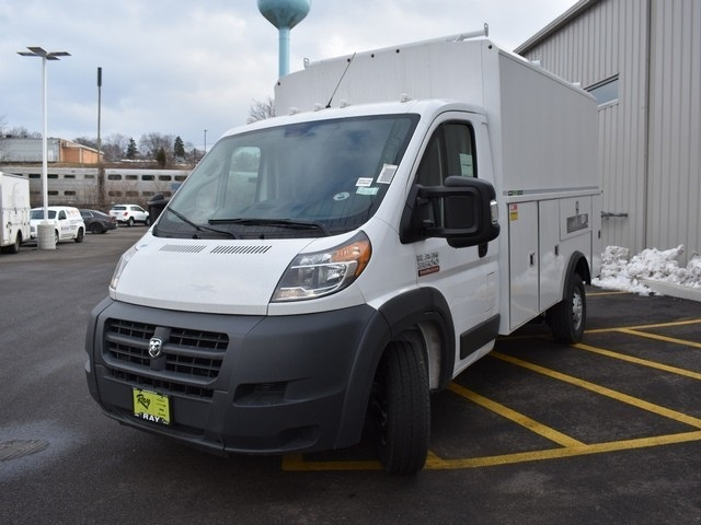 2018 ProMaster 3500 Standard Roof FWD,  Reading Service Utility Van #R1594 - photo 7