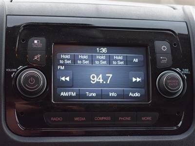2018 ProMaster 3500 Standard Roof FWD,  Reading Aluminum CSV Service Utility Van #R1594 - photo 24
