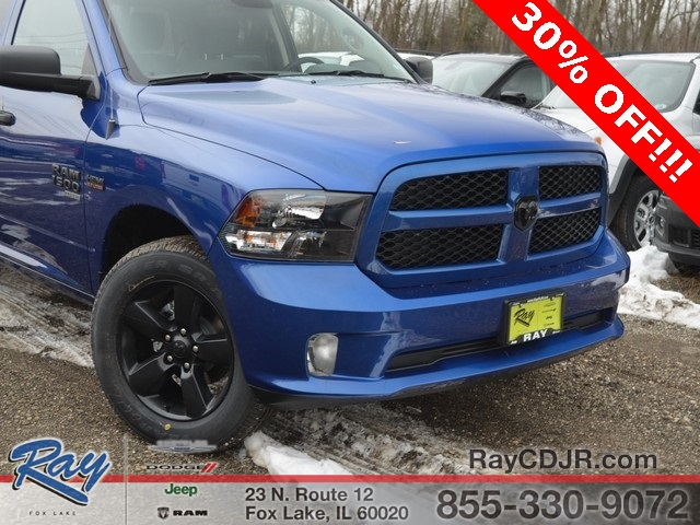 2019 Ram 1500 Crew Cab 4x4,  Pickup #R1598 - photo 3