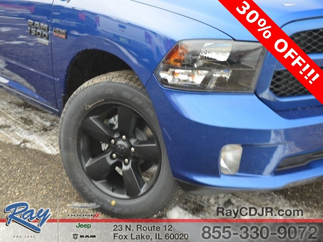 2019 Ram 1500 Crew Cab 4x4,  Pickup #R1598 - photo 5
