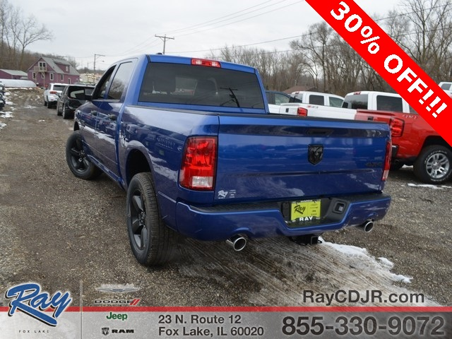 2019 Ram 1500 Crew Cab 4x4,  Pickup #R1598 - photo 7