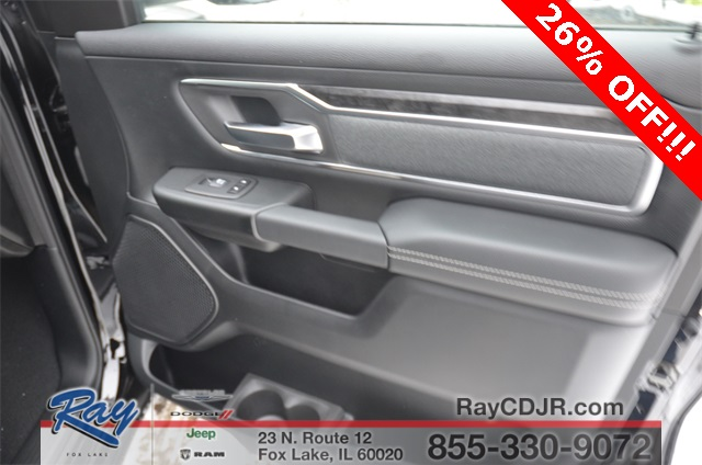 2019 Ram 1500 Crew Cab 4x4,  Pickup #R1604 - photo 10