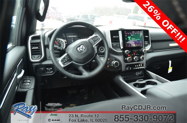 2019 Ram 1500 Crew Cab 4x4,  Pickup #R1604 - photo 17