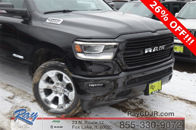 2019 Ram 1500 Crew Cab 4x4,  Pickup #R1604 - photo 3