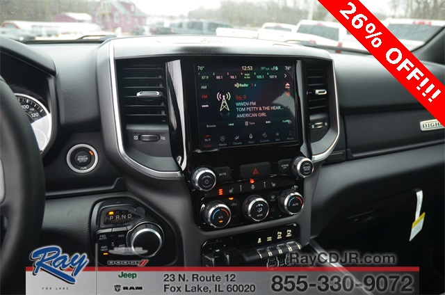 2019 Ram 1500 Crew Cab 4x4,  Pickup #R1604 - photo 24