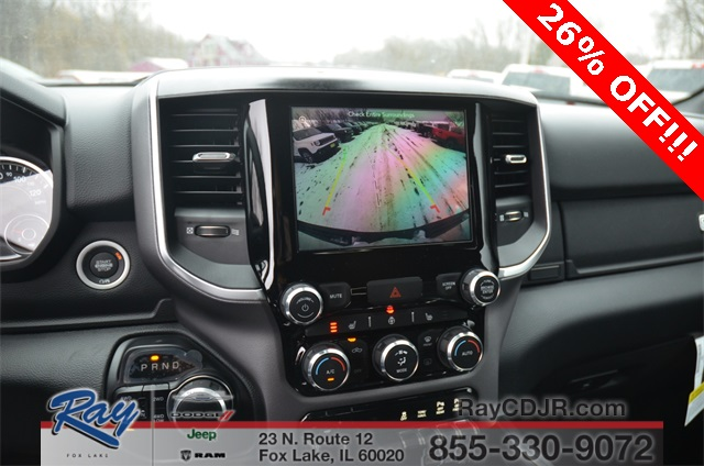 2019 Ram 1500 Crew Cab 4x4,  Pickup #R1604 - photo 25