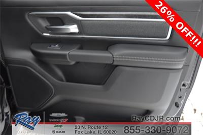 2019 Ram 1500 Crew Cab 4x4,  Pickup #R1604 - photo 13