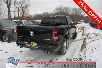 2019 Ram 1500 Crew Cab 4x4,  Pickup #R1604 - photo 2