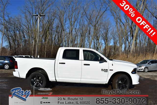2019 Ram 1500 Crew Cab 4x4,  Pickup #R1611 - photo 3