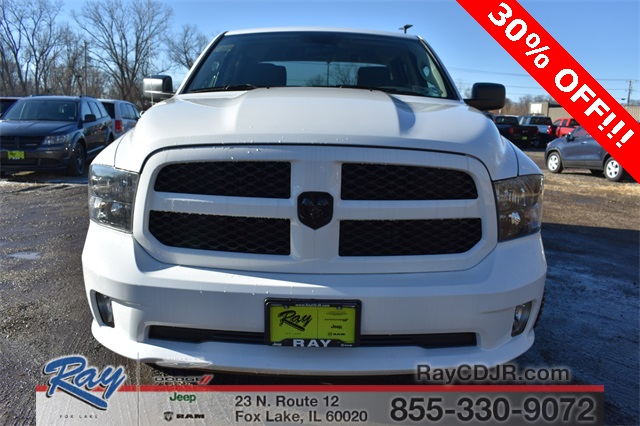 2019 Ram 1500 Crew Cab 4x4,  Pickup #R1611 - photo 9