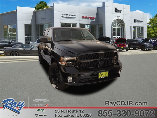 2019 Ram 1500 Crew Cab 4x4,  Pickup #R1612 - photo 1
