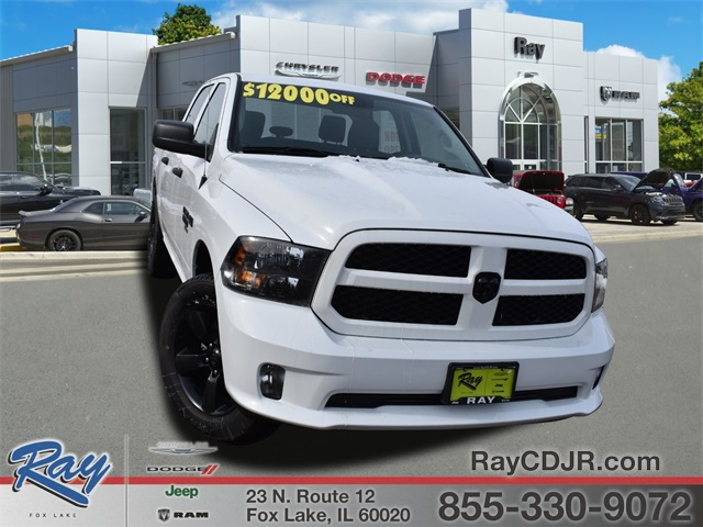 2019 Ram 1500 Crew Cab 4x4,  Pickup #R1620 - photo 1