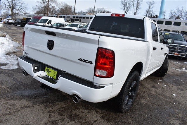 2019 Ram 1500 Crew Cab 4x4, Pickup #R1620 - photo 5