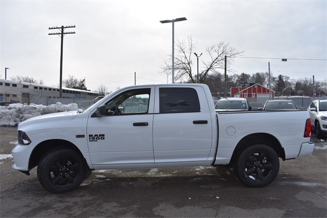 2019 Ram 1500 Crew Cab 4x4, Pickup #R1620 - photo 7