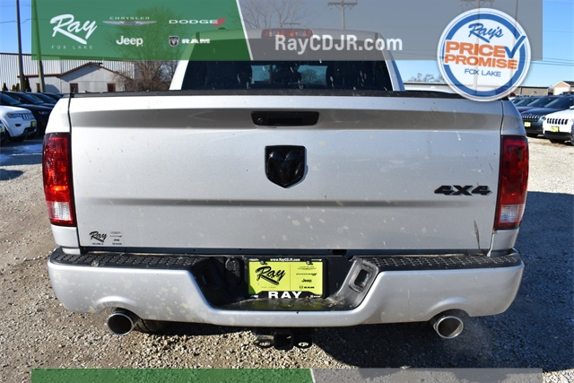2019 Ram 1500 Crew Cab 4x4,  Pickup #R1624 - photo 5