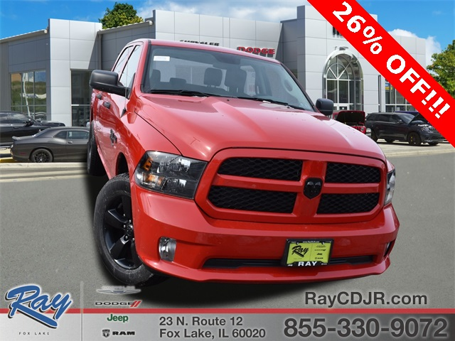 2019 Ram 1500 Crew Cab 4x4,  Pickup #R1635 - photo 1