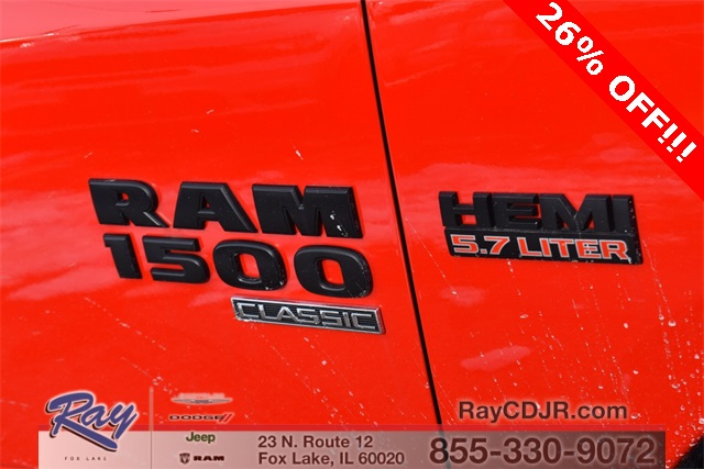 2019 Ram 1500 Crew Cab 4x4,  Pickup #R1635 - photo 12
